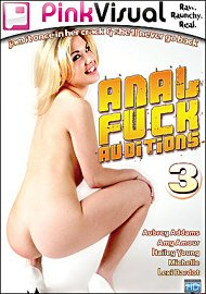 Anal Fuck Auditions 3 (78237.7)