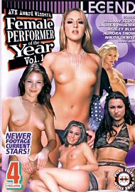 AVN Award Winners; Female Performer Of The Year Vol 1 (78248.1)
