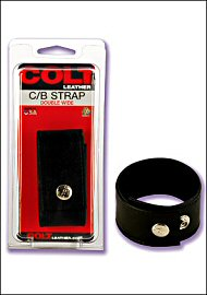Colt - Double Wide Leather Strap (79084)