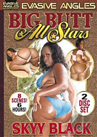 Big Butt All Stars Skyy Black (2 DVD Set) (79957.3)
