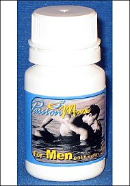 Passion Max Liquid Shooter Male (1 Oz ) (80289)