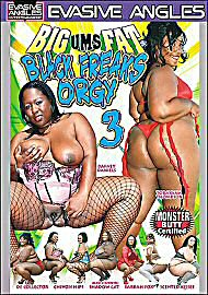 Big Ums Fat Black Freaks Orgy 3 (80515.7)