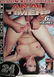 Anal First Timers (6 DVD Set) (81013.3)