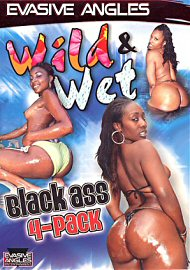 Wild And Wet Black Ass (4 DVD Set) (81091.28)