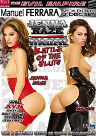 Jenna Haze Vs Naomi Battle Of The Sluts (2 DVD Set) (81422.1)