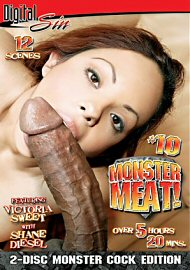 Monster Meat! 10 (2 DVD Set) (81988.2)