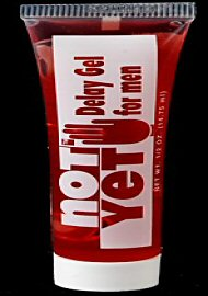 Not Yet Gel 1/2oz.Tube Bx (86423.1)