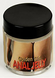 Golden Girl Anal Jelly-2 Oz. Bu (86444)