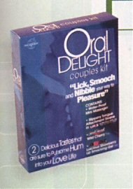 Oral Delight Couples Kit Bx (86539.2)