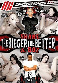 Shane And Boz The Bigger The Better (2 Dvd Set) (87177.15)