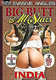 Big Butt All Stars: India (2 DVD Set) (87328.1)