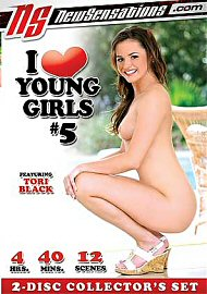 I Love Young Girls 5 (2 DVD Set) (87715.3)