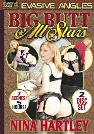 Big Butt All Stars Nina Hartley (2 DVD Set) (88691.3)