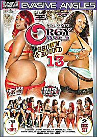 Orgy World Brown And Round 13 (2 DVD Set) (94187.5)
