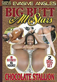 Big Butt All Stars: Chocolate Stallion (2 DVD Set) (94773.1)