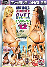 Big Bubble Butt Brazillian Orgy 12 (2 DVD Set) (96022.52)