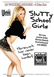 Slutty School Girls (4 DVD Set) (96278.5)