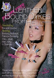 Leather Bound Dykes From Hell 14 (99941.6)