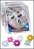 Mega Stretch Rings(72/bowl) Asst (104685.16)