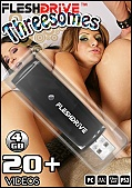 20+ Threesome Videos On 4gb usb FLESHDRIVE™: vol. 1 (109013)