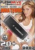 20+ Nasty Assed Amateurs Videos on 4gb usb FLESHDRIVE™ (111763)