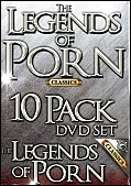 Buy The Legends Of Porn:Classic Collection (10 Pack) DVD