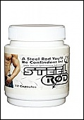 Steel Rod Stimulant Pills - 12 Capsules (119026.10)