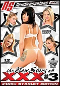 New Stars Of XXX 3 (2 DVD Set) (123582.21)