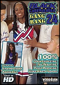 Black Cheerleader Gang Bang #24 (128290.8)