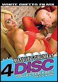Massive T Girl Meat Collector Pack (4 DVD Set ) (2018) (168850.9999)