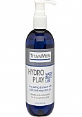 Titanmen Hydro Play Water Based Lubricant Glide 8 Ounce Pump (186852.10)