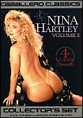 Nina Hartley Vol. 2 (4 Disc Set)