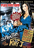 Adult DVD Trailer (69748.33) Kim Kardashian Superstar with FREE DVD