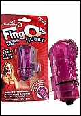 The Fingos - Nubby - Purple (83237.4)