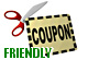 Coupon Friendly